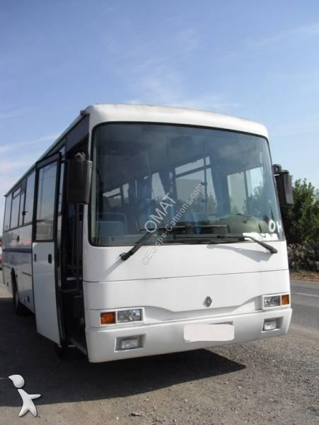 autobus renault interurbain medium gazoil euro 2 occasion n 1937757. Black Bedroom Furniture Sets. Home Design Ideas