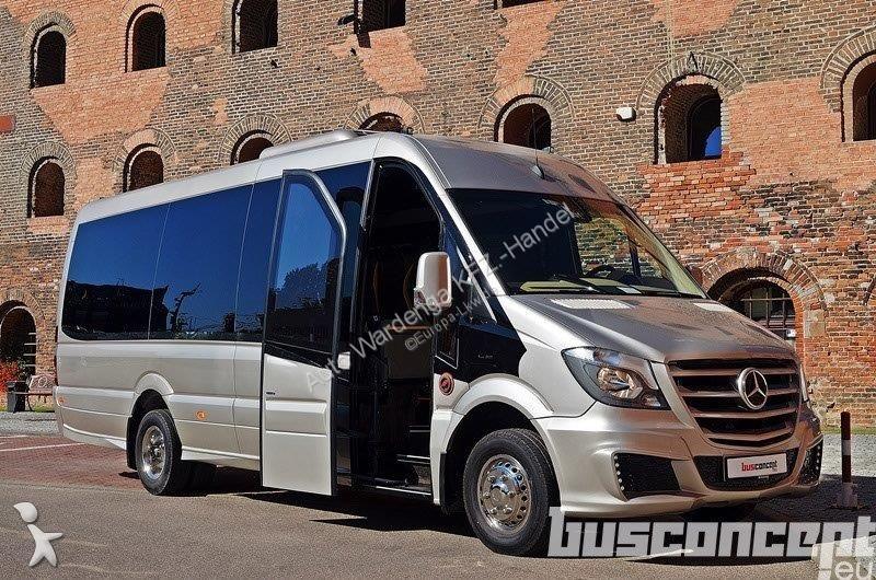 minibus mercedes sprinter 519 xxl 18 21 places liner gazoil euro 6 neuf n 2058087. Black Bedroom Furniture Sets. Home Design Ideas