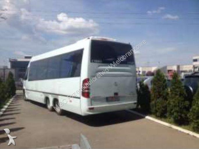 minibus mercedes sprinter gazoil occasion n 2117872. Black Bedroom Furniture Sets. Home Design Ideas