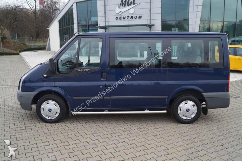 minibus ford transit gazoil occasion n 2117892. Black Bedroom Furniture Sets. Home Design Ideas