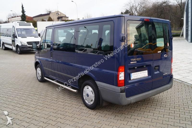 minibus ford transit gazoil occasion n 2209216. Black Bedroom Furniture Sets. Home Design Ideas