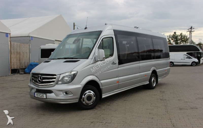 minibus mercedes sprinter 519 bluetec gazoil neuf n 2339284. Black Bedroom Furniture Sets. Home Design Ideas