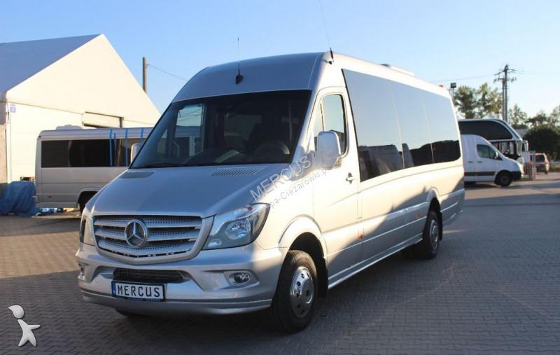 minibus mercedes sprinter 519 gazoil occasion n 2339297. Black Bedroom Furniture Sets. Home Design Ideas