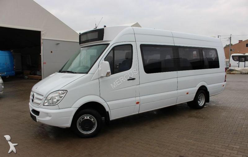 minibus mercedes sprinter 519 cdi gazoil occasion n 2339350. Black Bedroom Furniture Sets. Home Design Ideas