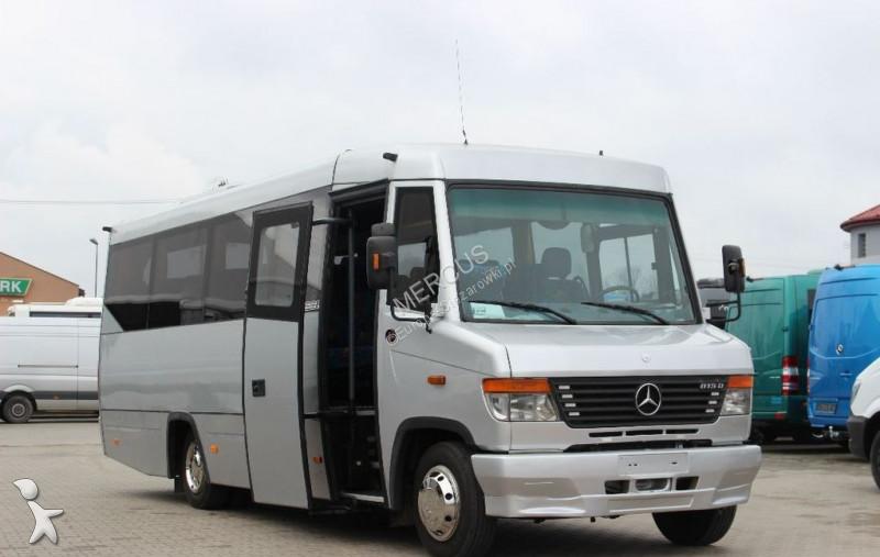 autobus mercedes interurbain vario gazoil occasion n 2339373. Black Bedroom Furniture Sets. Home Design Ideas