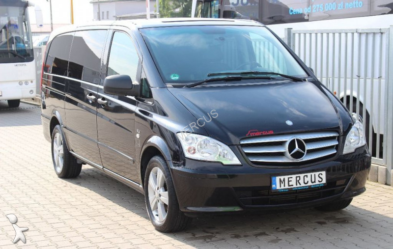 minibus mercedes vito gazoil occasion n 2339374. Black Bedroom Furniture Sets. Home Design Ideas