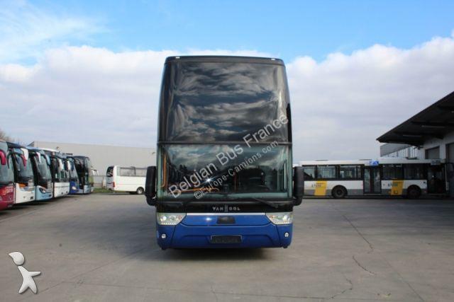 Used Van Hool bus - TDX 27 Astromega Diesel Euro 5 - n°2607527