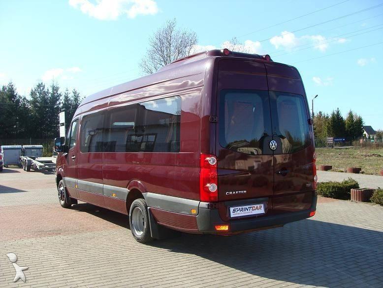 minibus volkswagen 50 occasion n 285383. Black Bedroom Furniture Sets. Home Design Ideas