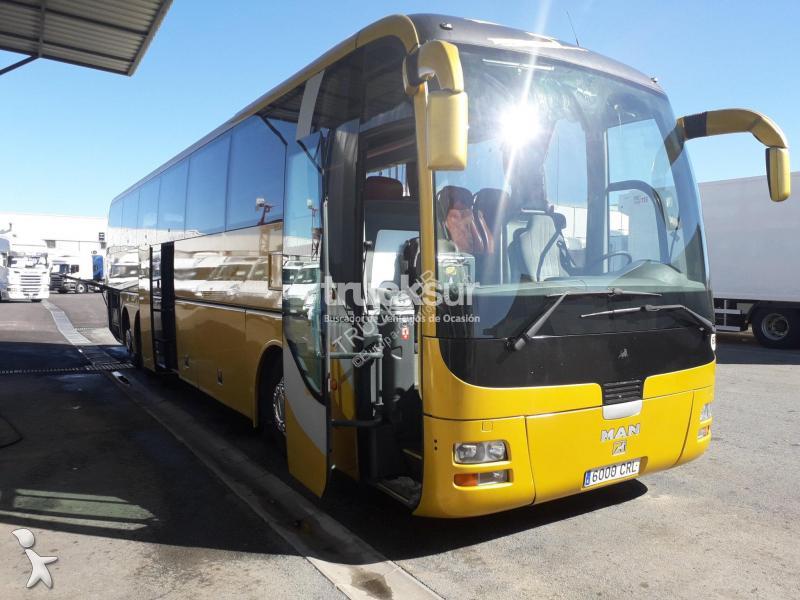 autobus man de ligne lion coach 460cv occasion n 2880801. Black Bedroom Furniture Sets. Home Design Ideas