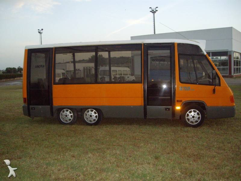 Used mercedes minibus mb 100 city n 295893 for Mercedes benz long beach service department