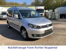 Voir les photos Autobus Volkswagen Caddy 1,6 TDI, 1.Hd., D-Fzg.,7Sitze,Scheckheft