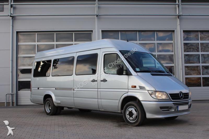 Used n a minibus mercedes benz sprinter 416 cdi bus for Mercedes benz minibuses