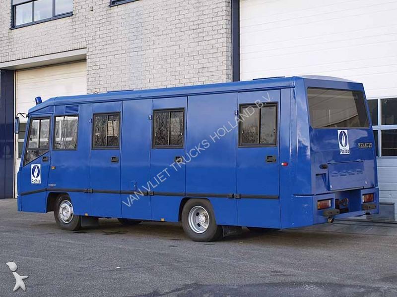 autobus renault carrier 2 units gazoil occasion n 2011427. Black Bedroom Furniture Sets. Home Design Ideas
