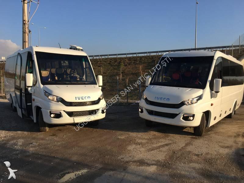 neu iveco daily midi bus iveco daily 70c18c midibus diesel. Black Bedroom Furniture Sets. Home Design Ideas