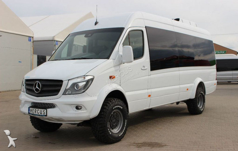 minibus mercedes sprinter 519 4x4 gazoil neuf n 2339316. Black Bedroom Furniture Sets. Home Design Ideas