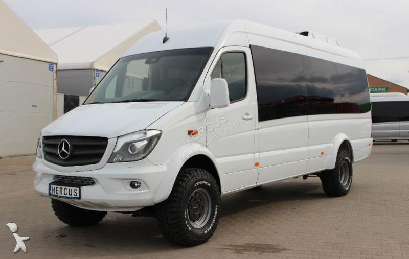 minibus mercedes sprinter 519 4x4 gazoil neuf n 2339316. Black Bedroom Furniture Sets. Home Design Ideas