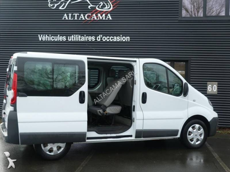 minibus renault minibus trafic 9 places 90 cv gazoil euro. Black Bedroom Furniture Sets. Home Design Ideas