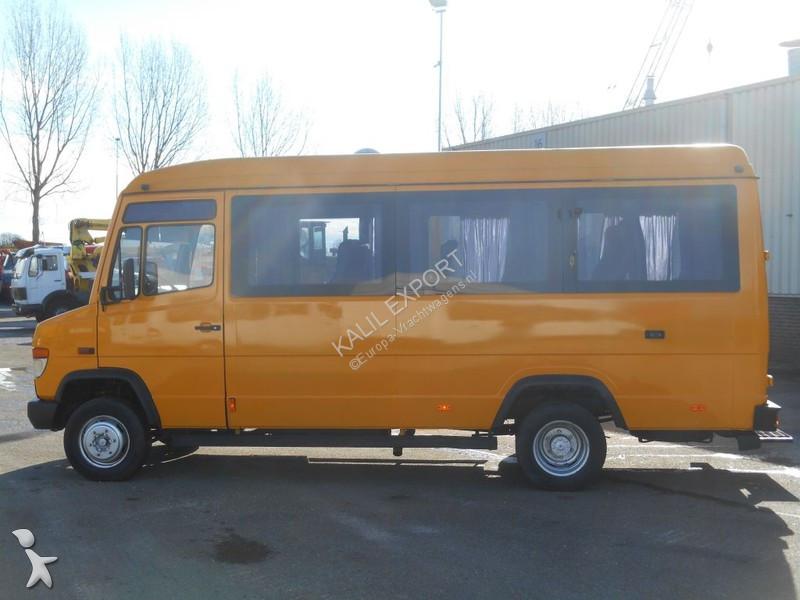 minibus mercedes vario occasion n 2527557. Black Bedroom Furniture Sets. Home Design Ideas