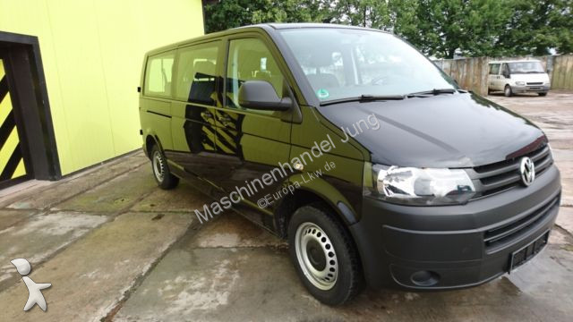 minibus volkswagen t5 transporter kombi lang gazoil occasion n 2558738. Black Bedroom Furniture Sets. Home Design Ideas