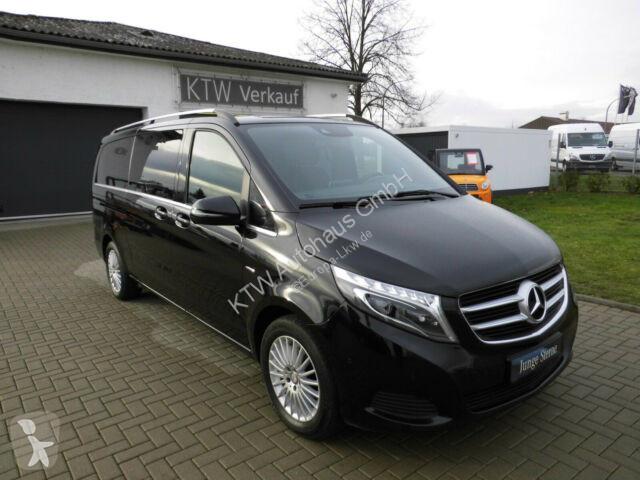 8433417b0b Used Mercedes minibus V 250 Avantgarde Extralang