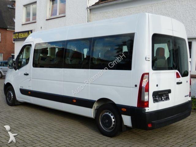 minibus renault master kombi l3h2 bus dci 17 sitzer mit