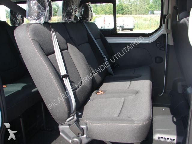 minibus renault trafic combi l2h1 1 6 dci 120 zen 9 places gazoil occasion n 1356617. Black Bedroom Furniture Sets. Home Design Ideas