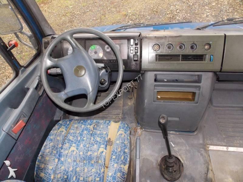 minib s mercedes mini bus 6 roues mercedes vario 512d 19. Black Bedroom Furniture Sets. Home Design Ideas