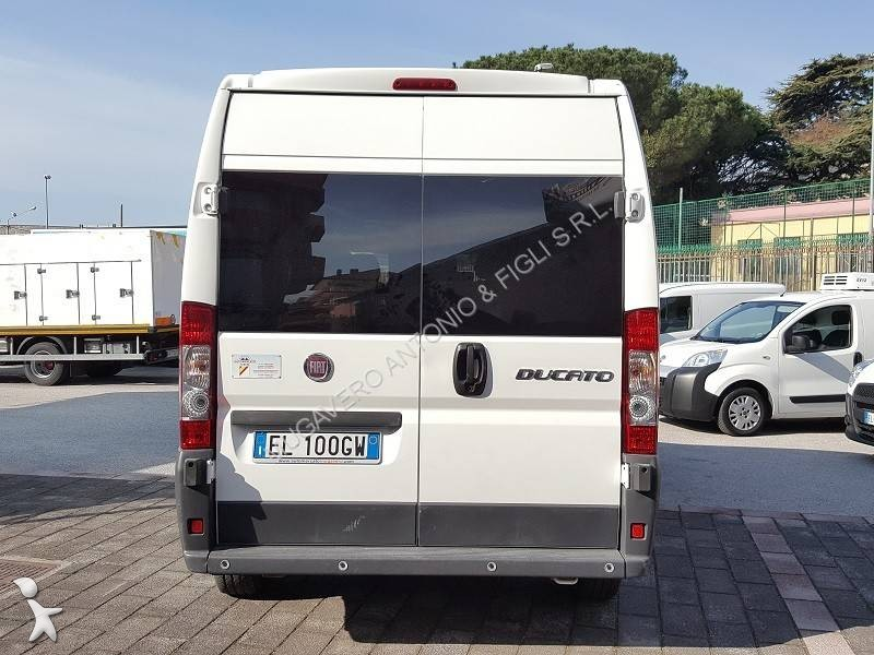 minibus fiat ducato 150cv pulmino mod panorama 9. Black Bedroom Furniture Sets. Home Design Ideas