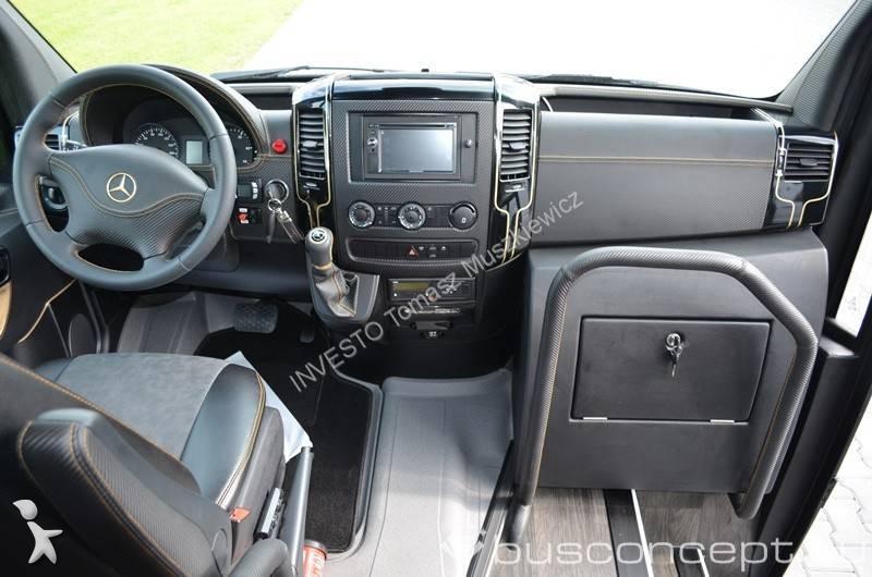minibus mercedes sprinter 519 cdi aut 18pl 2018y gazoil