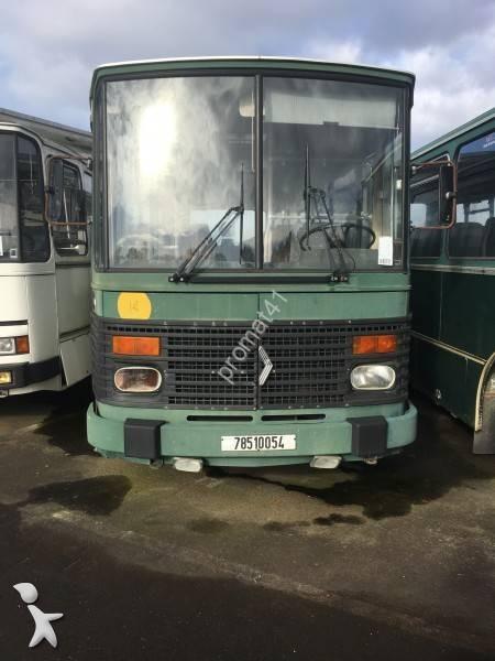autobus saviem de ligne s45 gazoil euro 0 occasion
