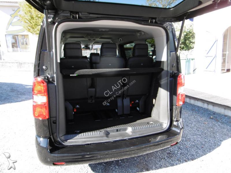 minibus peugeot traveller bluehdi 150 business vip 7pl gazoil occasion n 2893417. Black Bedroom Furniture Sets. Home Design Ideas