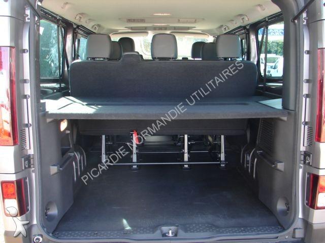 minibus renault trafic combi l2h1 1 6 dci 120 intens 9. Black Bedroom Furniture Sets. Home Design Ideas
