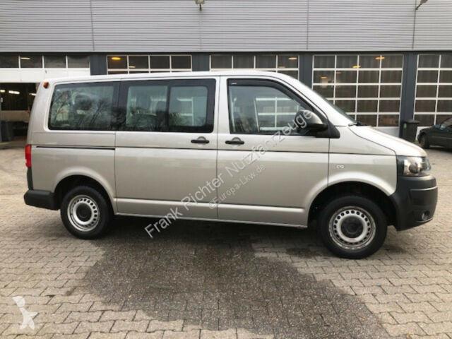 minibus volkswagen t5 caravelle trendline 1hd 8sitze dsg getriebe gazoil occasion n 2459894. Black Bedroom Furniture Sets. Home Design Ideas