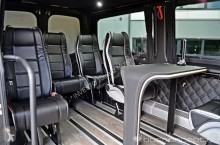 Zobaczyć zdjęcia Autobus Mercedes Sprinter 319 cdi aut 9pl refrigerator towbar