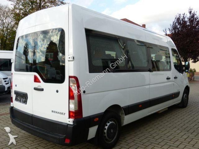 minibus renault master kombi l3h2 bus dci 17 sitzer mit klima gazoil euro 5 occasion n 883539. Black Bedroom Furniture Sets. Home Design Ideas