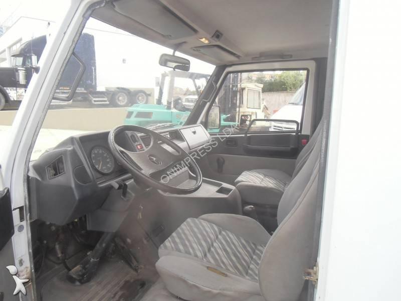 Minibus mercedes o 100 mb 100 d euro 1 u ywany n 980347 for Mercedes benz mb100d