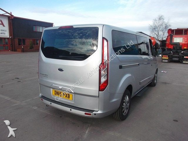 minibus ford tourneo custom 300 ltd e 2 2 tdci gazoil occasion n 1954960. Black Bedroom Furniture Sets. Home Design Ideas