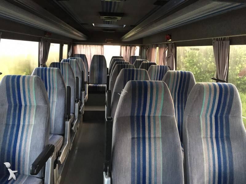 used mercedes vario minibus 814 diesel euro 0 n 2200253. Black Bedroom Furniture Sets. Home Design Ideas