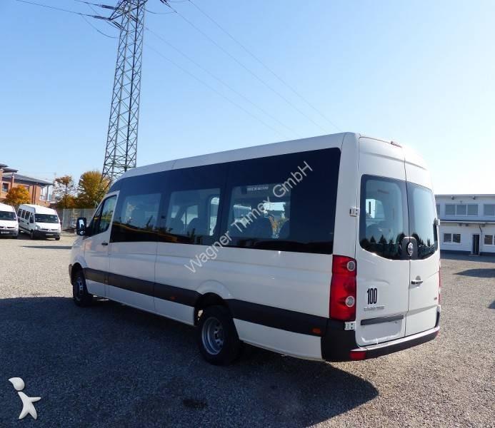 minibus volkswagen crafter gazoil euro 5 occasion n 2266647. Black Bedroom Furniture Sets. Home Design Ideas