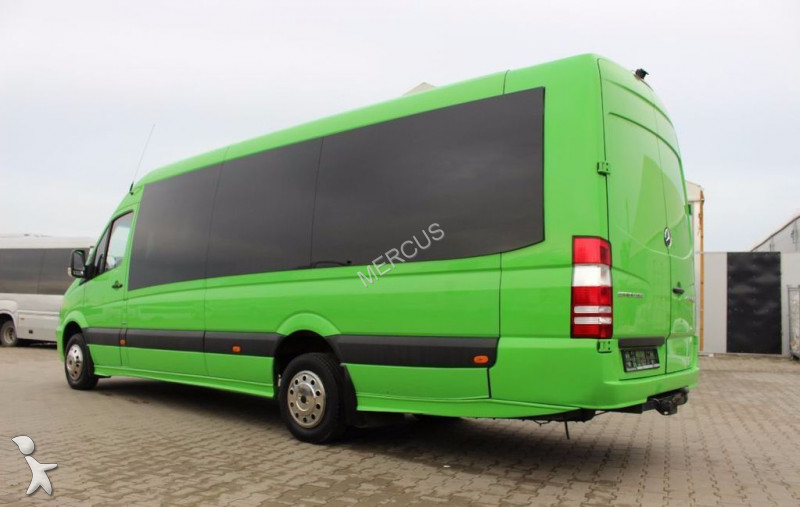 minibus mercedes sprinter 516 gazoil occasion n 2389128. Black Bedroom Furniture Sets. Home Design Ideas
