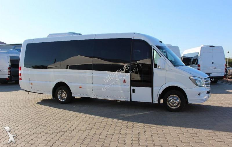 minibus mercedes sprinter 519 bluetec gazoil neuf n 2389137. Black Bedroom Furniture Sets. Home Design Ideas