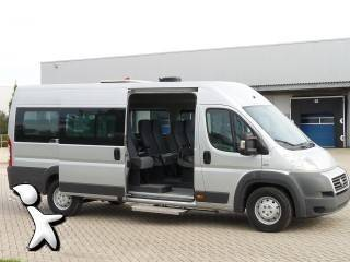 used fiat minibus ducato maxi 16 1 pers nr601 diesel n 239362. Black Bedroom Furniture Sets. Home Design Ideas