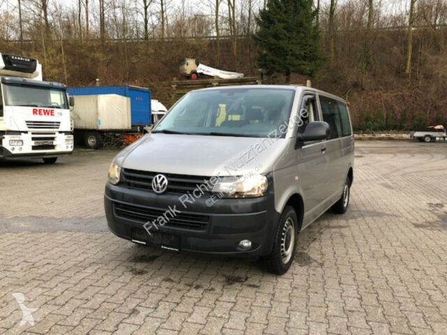 minibus volkswagen t5 caravelle trendline 1hd 8sitze dsg getriebe gazoil occasion n 2459894. Black Bedroom Furniture Sets. Home Design Ideas