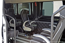 Voir les photos Autobus Ford Transit 350 L3H2 Autm. Webasto VIP-Conversion