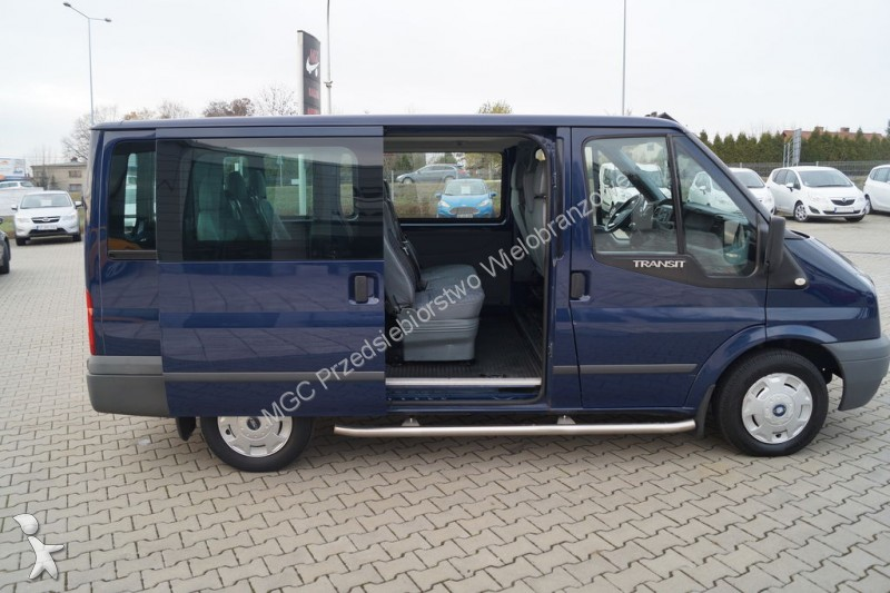 minibus ford transit gazoil occasion n 2117892. Black Bedroom Furniture Sets. Home Design Ideas