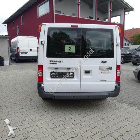 gebrauchter ford kleinbus transit 2 2 tdci ft 300 6 sitzer klimatempo pdc diesel euro 4 n 2401449. Black Bedroom Furniture Sets. Home Design Ideas