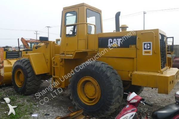 View images Caterpillar 966C loader