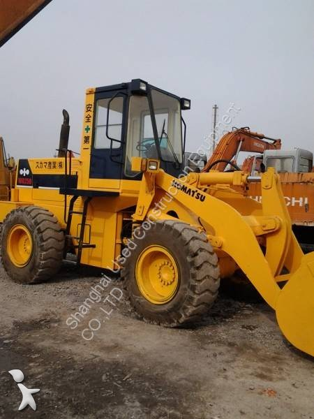Komatsu WA250 loader