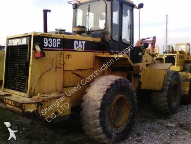 View images Caterpillar 938F loader