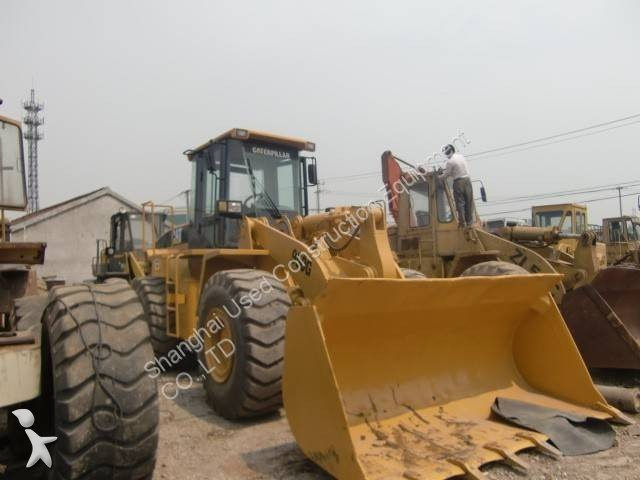 View images Caterpillar 950G loader